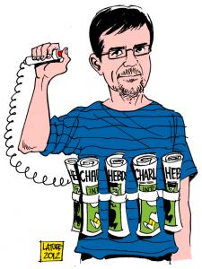 Charlie Hebdo Bomb