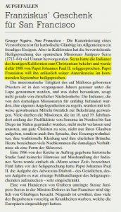 Franzi Junta und die Indianer