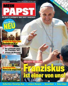 Mein Papst, das Magazin