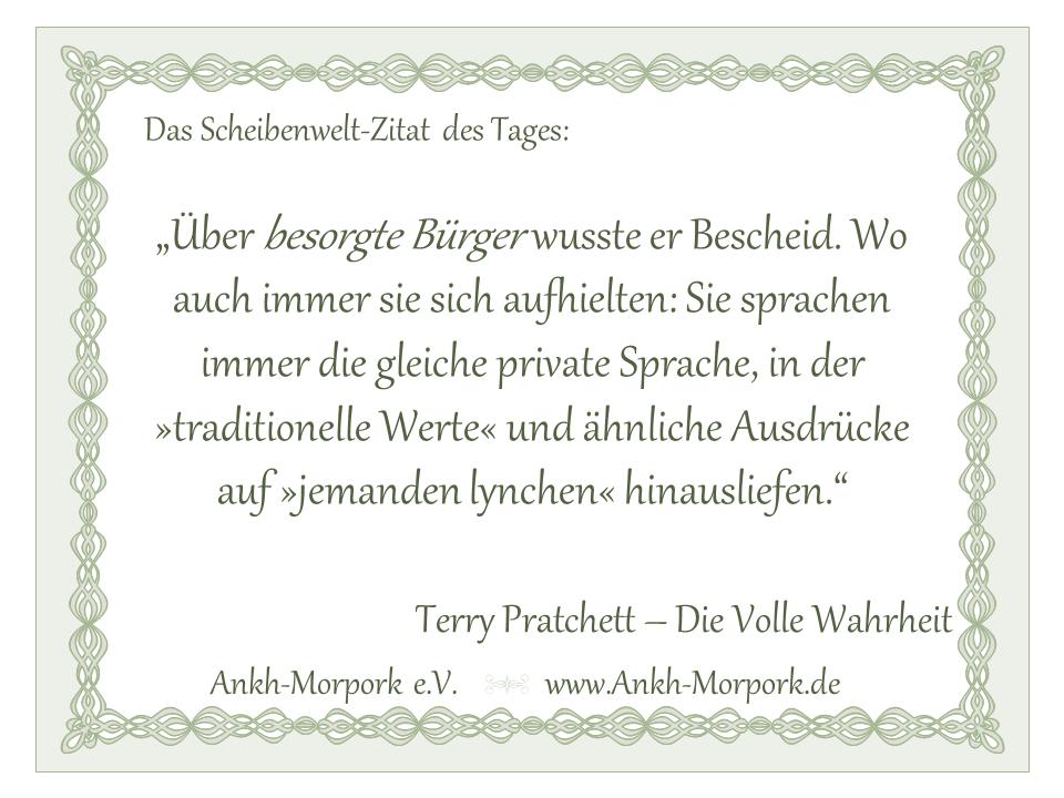 Scheibenwelt-Zitat