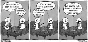 Isslahm racist_DE