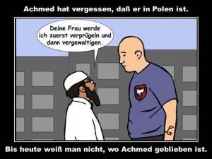Achmed in Polen